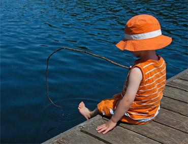 Πόσο καλό είναι το Ψάρι για τα παιδιά;